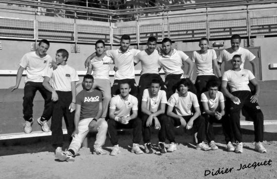 L'équipe du jour...