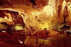Grotte de Beaume-Les-Messieurs