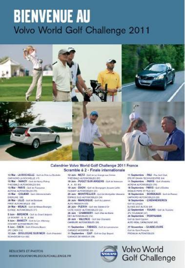Volvo World Golf Challenge 2011