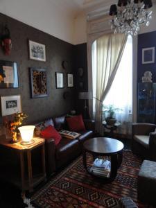 Vue du salon du 8 rue Vauban