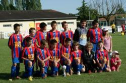 U13 finale Départementale 09/04/2011