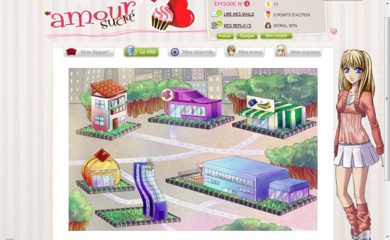 Site de jeux en ligne avec tchat
