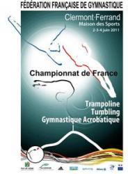 Championnat de france - Trampoline clermont ferrand ...