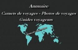 Annuaire carnets et photos de voyages
