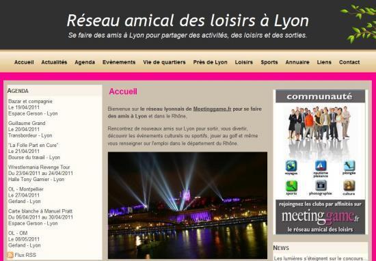 Sortir à Lyon
