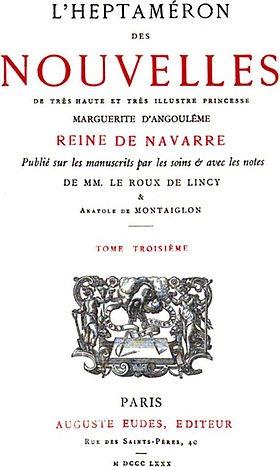Catherine de Navarre, l'Heptaméron