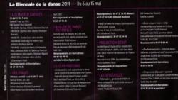 Biennale Danse Rueil - Rueilinfos