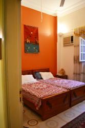 Chambre avec 2 lits