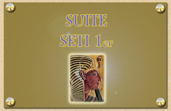 SUITE SETI 1er