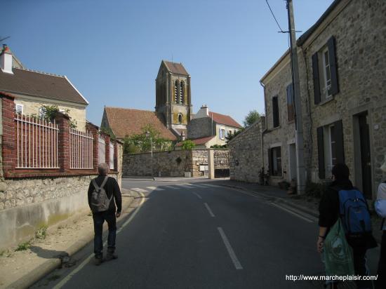 église d'Hérouville