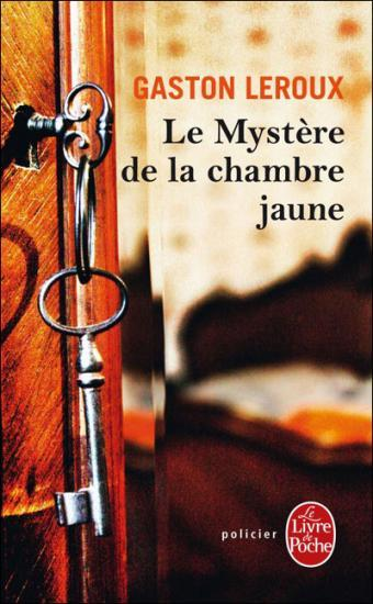 Le myst re de la chambre jaune - Le mystere de la chambre jaune personnages ...