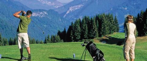 Golf en Savoie