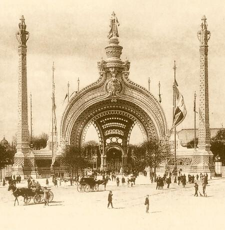 a history of world exposition 1900