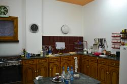 La cuisine.