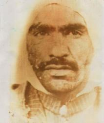 Le chahid SALHI Bourahla