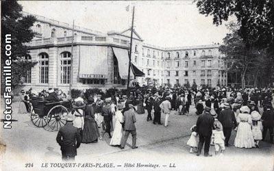 hôtel de l'hermitage