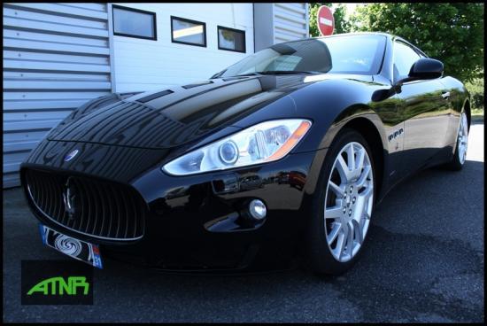Maserati Granturismo et Quattroporte