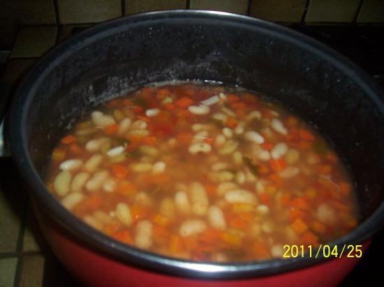 faisan petit pois carotte