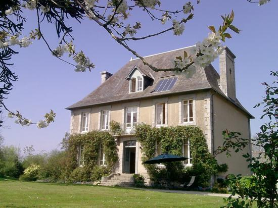 manoir a restaurer cotentin