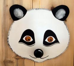 porte-manteau panda