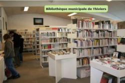 Bibliothèque Municipale de Thiviers