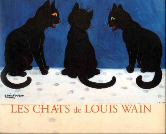 Louis Wain...et ses célèbres chats ! Les_chats_de_louis_wain