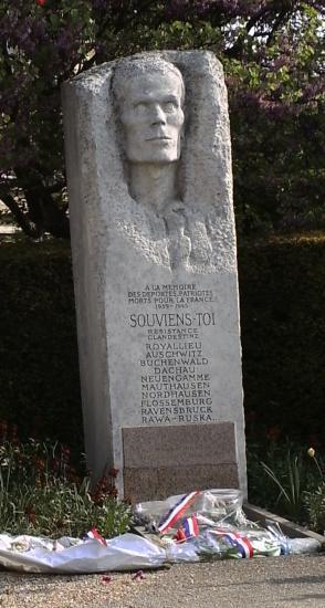 commémoration à Château-Thierry