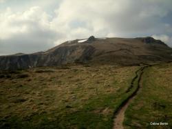 vue sur le Puy de Cliergue