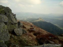 Sommet du Puy de Cliergue