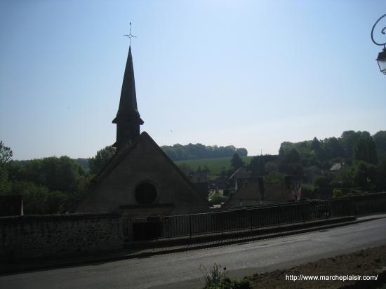 église de Lattainville