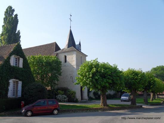 église de Chambors (60)