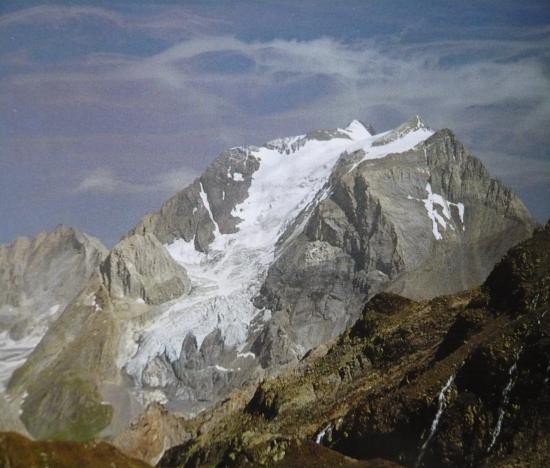 Glacier des Gds Couloirs 1995