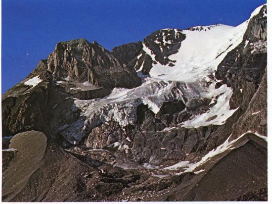 Glacier des gds couloirs 1976