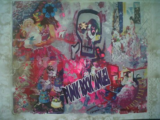 Serie Quinceañeras Postmodernas