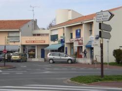 centre commercial de la Pommeraie