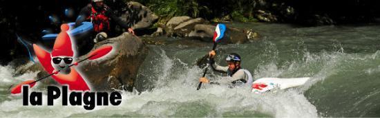 Championnats de France de Canoë-Kayak de Descente du 13 au 17 juillet 2011