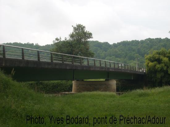 pont de Préchac/Adour