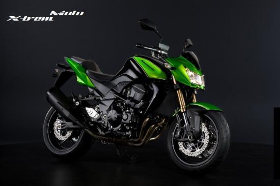 nouvelle Z750R 2011