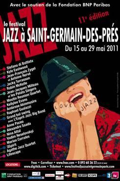 Festival de Jazz à Paris en 2011
