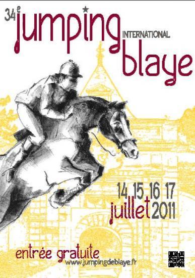Jumping de Blaye