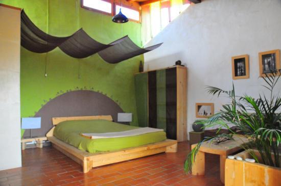 La chambre verte avec terrasse priv e et vus sur le canigou for La chambre verte truffaut download