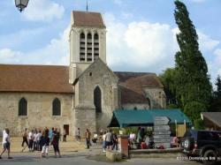 1er mai à la Chapelle Monthodon