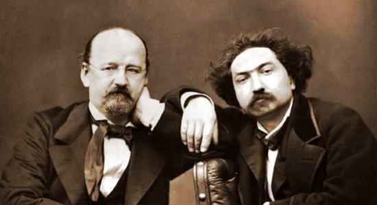 Émile Erckmann  (1822-1899) et Alexandre Chatrian  (1826-1890)
