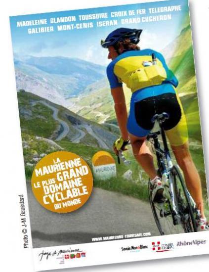 Faire du vélo en Maurienne