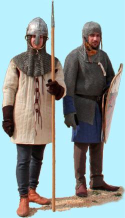 enluminures/photos Deux-soldats