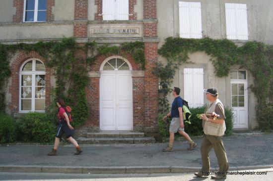 école primaire de Delincourt