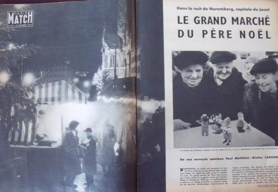 Paris Match décembre 55