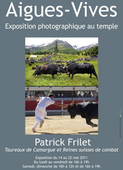 Exposition photos Patrick Frillet