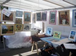 petit marché des arts