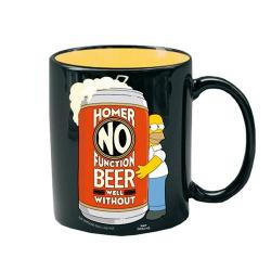 Tasse Homer no function beer well without